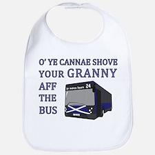 Aff The Bus Bib