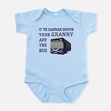 Aff The Bus Infant Bodysuit