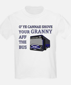 Aff The Bus T-Shirt