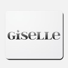 Giselle Carved Metal Mousepad