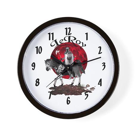 LeRoy Knight, Wall Clock
