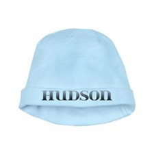 Hudson Carved Metal baby hat