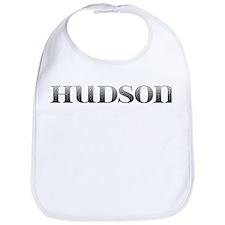 Hudson Carved Metal Bib