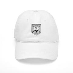 Zombie Response Team: San Antonio Division Baseball Cap