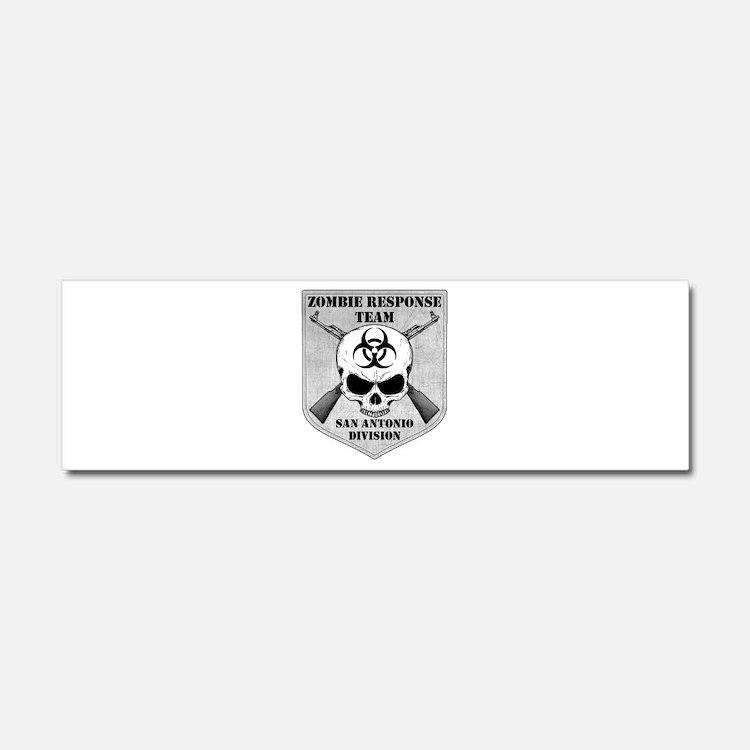 Zombie Response Team: San Antonio Division Car Mag