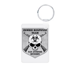 Zombie Response Team: San Antonio Division Aluminu