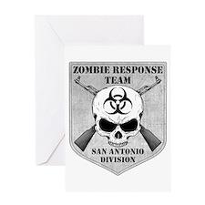 Zombie Response Team: San Antonio Division Greetin