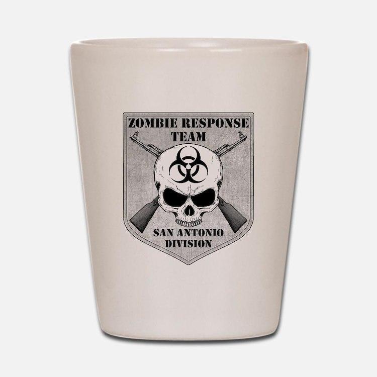 Zombie Response Team: San Antonio Division Shot Gl