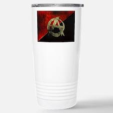 Anarcho Stainless Steel Travel Mug
