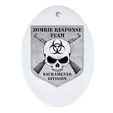Zombie Response Team: Sacramento Division Ornament