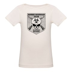Zombie Response Team: Raleigh Division Tee