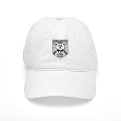 Zombie Response Team: Raleigh Division Baseball Cap
