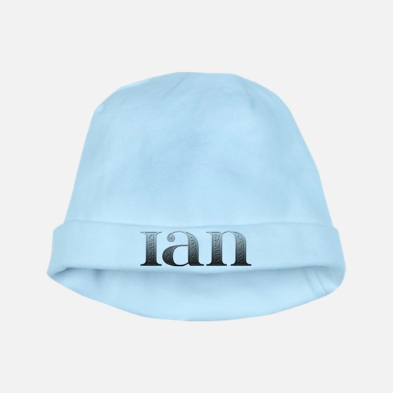 Ian Carved Metal baby hat