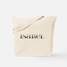 Isabel Carved Metal Tote Bag