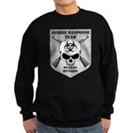 Zombie Response Team: Queens Division Sweatshirt (