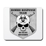 Zombie Response Team: Queens Division Mousepad