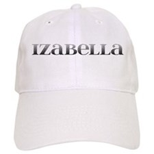 Izabella Carved Metal Cap