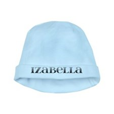 Izabella Carved Metal baby hat