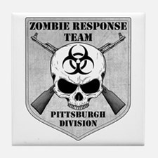 Zombie Response Team: Pittsburgh Division Tile Coa