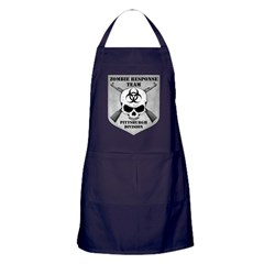 Zombie Response Team: Pittsburgh Division Apron (d