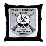 Zombie Response Team: Pittsburgh Division Throw Pi