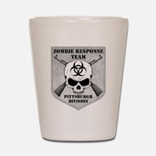 Zombie Response Team: Pittsburgh Division Shot Gla