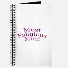 Most Fabulous Mimi Journal