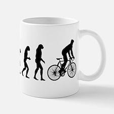 cycling evolution Mug