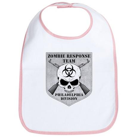 Zombie Response Team: Philadelphia Division Bib