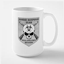 Zombie Response Team: Philadelphia Division Mug