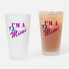I'm A Mimi Drinking Glass