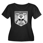 Zombie Response Team: Oakland Division Women's Plu