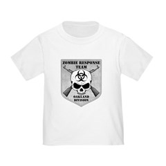 Zombie Response Team: Oakland Division Toddler T-S