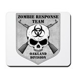 Zombie Response Team: Oakland Division Mousepad
