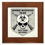 Zombie Response Team: New York Division Framed Til
