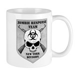 Zombie Response Team: New York Division Mug