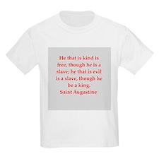 St Augustine T-Shirt