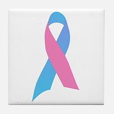 SIDS Awareness Tile Coaster