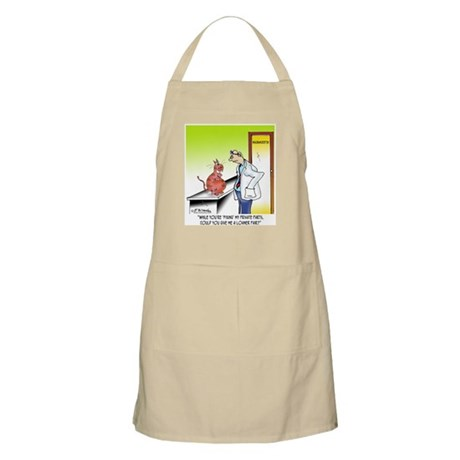 Loaner Pair of Private Parts Apron