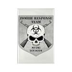 Zombie Response Team: Miami Division Rectangle Mag