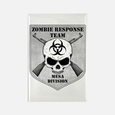Zombie Response Team: Mesa Division Rectangle Magn