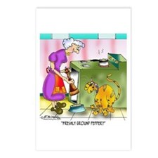 Freshly Ground Pepper? Postcards (Package of 8)