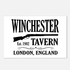 Winchester Tavern Shaun of the Dead Postcards (Pac