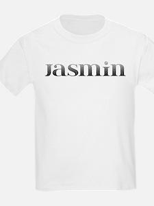 Jasmin Carved Metal T-Shirt