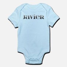 Javier Carved Metal Infant Bodysuit