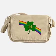 44th Shamrock Messenger Bag