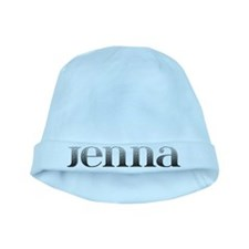 Jenna Carved Metal baby hat