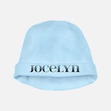 Jocelyn Carved Metal baby hat