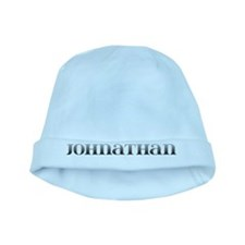 Johnathan Carved Metal baby hat