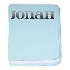 Jonah Carved Metal baby blanket